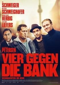 Vier gegen die Bank - Poster / Capa / Cartaz - Oficial 1