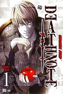 Death Note (1ª Temporada) - Poster / Capa / Cartaz - Oficial 33
