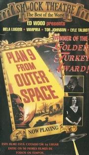 Plano 9 do Espaço Sideral - Poster / Capa / Cartaz - Oficial 5