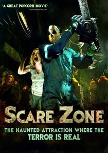 Scare Zone - Poster / Capa / Cartaz - Oficial 1