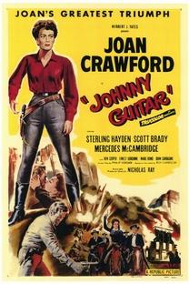 Johnny Guitar - Poster / Capa / Cartaz - Oficial 1