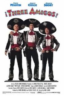 Três Amigos! - Poster / Capa / Cartaz - Oficial 1
