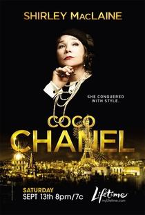 Coco Chanel - Poster / Capa / Cartaz - Oficial 1