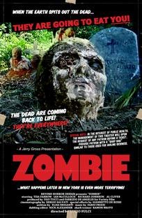 Zombie - A Volta dos Mortos - Poster / Capa / Cartaz - Oficial 16
