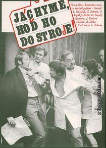 Joachim, put it in the machine! - Poster / Capa / Cartaz - Oficial 5