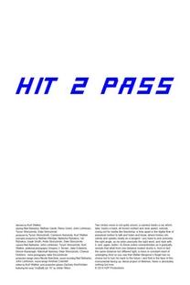 Hit 2 Pass - Poster / Capa / Cartaz - Oficial 1