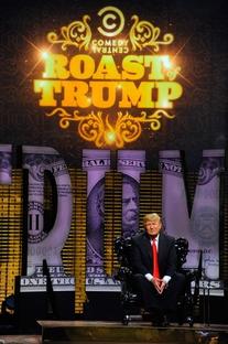 Roast of Donald Trump - Poster / Capa / Cartaz - Oficial 1