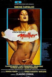 Profissão Mulher - Poster / Capa / Cartaz - Oficial 1