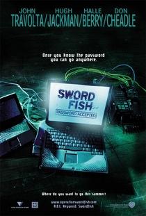 A Senha: Swordfish - Poster / Capa / Cartaz - Oficial 2