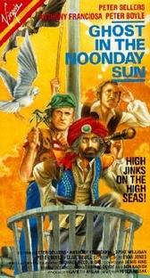 O Fantasma do Sol de Meio-Dia - Poster / Capa / Cartaz - Oficial 1