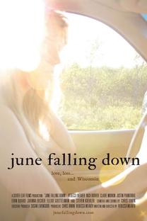 June Falling Down - Poster / Capa / Cartaz - Oficial 1