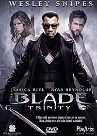 Blade: Trinity - Poster / Capa / Cartaz - Oficial 7