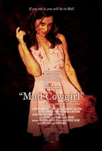 Mad Cowgirl - Poster / Capa / Cartaz - Oficial 2