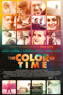 The Color of Time - Poster / Capa / Cartaz - Oficial 1