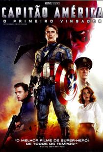 Capitão América: O Primeiro Vingador - Poster / Capa / Cartaz - Oficial 6