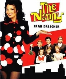 The Nanny ( 5ª Temporada ) - Poster / Capa / Cartaz - Oficial 1