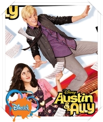 Austin & Ally (1ª Temporada) - Poster / Capa / Cartaz - Oficial 3