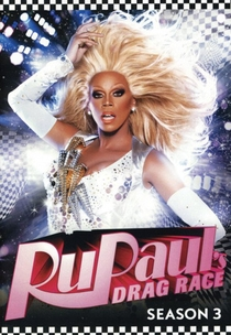 RuPaul & A Corrida das Loucas (3ª Temporada) - Poster / Capa / Cartaz - Oficial 1