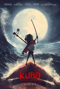 Kubo e as Cordas Mágicas - Poster / Capa / Cartaz - Oficial 2
