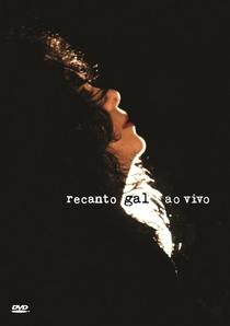 Recanto Gal Ao Vivo - Poster / Capa / Cartaz - Oficial 1