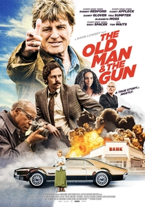 The Old Man and the Gun - Poster / Capa / Cartaz - Oficial 2