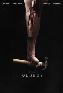 Oldboy: Dias de Vingança - Poster / Capa / Cartaz - Oficial 12