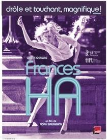 Frances Ha - Poster / Capa / Cartaz - Oficial 9
