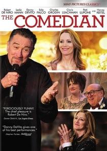 O Comediante - Poster / Capa / Cartaz - Oficial 2