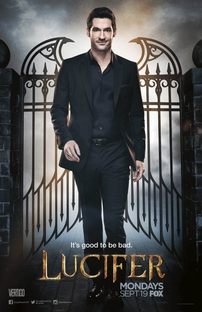 Lucifer (2ª Temporada) - Poster / Capa / Cartaz - Oficial 1
