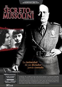 Mussolini, Segredo de Família - Poster / Capa / Cartaz - Oficial 1