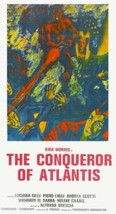 Il Conquistatore di Atlantide - Poster / Capa / Cartaz - Oficial 4