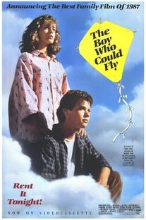 O Garoto que Podia Voar - Poster / Capa / Cartaz - Oficial 1