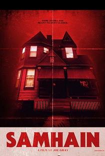 Samhain: A Halloween Horror Movie - Poster / Capa / Cartaz - Oficial 2