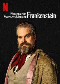 O Monstro do Monstro de Frankenstein - Poster / Capa / Cartaz - Oficial 2