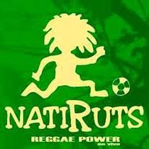 Natiruts Reggae Power Ao Vivo - Poster / Capa / Cartaz - Oficial 1