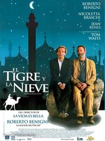 O Tigre e a Neve - Poster / Capa / Cartaz - Oficial 6