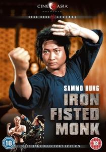 O Monge Com Punhos de Ferro - Poster / Capa / Cartaz - Oficial 2