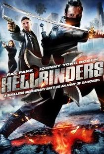 Hellbinders - A Batalha Sobrenatural - Poster / Capa / Cartaz - Oficial 2