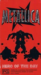 """Metallica - """"Hero of the Day"""" - Poster / Capa / Cartaz - Oficial 1"""