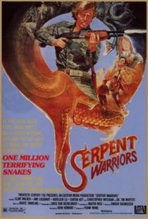Serpent Warriors - Poster / Capa / Cartaz - Oficial 1