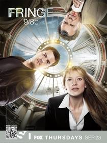 Fronteiras (3ª Temporada) - Poster / Capa / Cartaz - Oficial 1