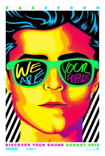 Música, Amigos e Festa - Poster / Capa / Cartaz - Oficial 2