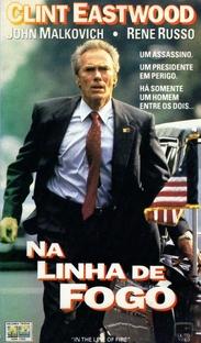 Na Linha De Fogo - Poster / Capa / Cartaz - Oficial 9