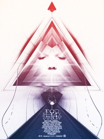Além do Arco-Íris Negro - Poster / Capa / Cartaz - Oficial 1