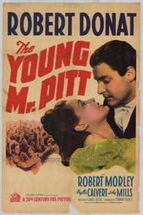 O Jovem Mr. Pitt - Poster / Capa / Cartaz - Oficial 1