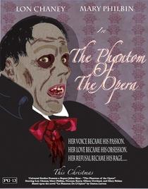 O Fantasma da Ópera - Poster / Capa / Cartaz - Oficial 5