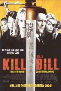 Kill Bill: Volume 2 - Poster / Capa / Cartaz - Oficial 6