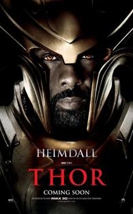 Thor - Poster / Capa / Cartaz - Oficial 13