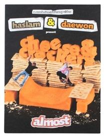Almost - Cheese & Crackers - Poster / Capa / Cartaz - Oficial 1