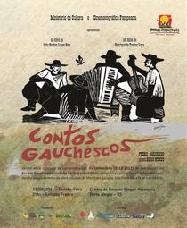 Contos Gauchescos - Poster / Capa / Cartaz - Oficial 1